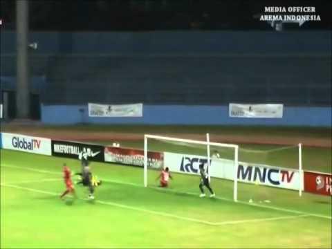 Cuplikan IPL Derby Ngalam Arema Indonesia vs Persema Malang