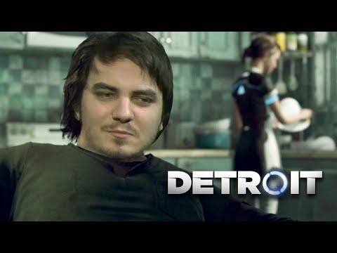 Мэддисон становится человеком в Detroit: Become Human