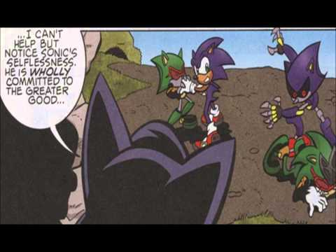 Sonic the Hedgehog Comic Issue #192