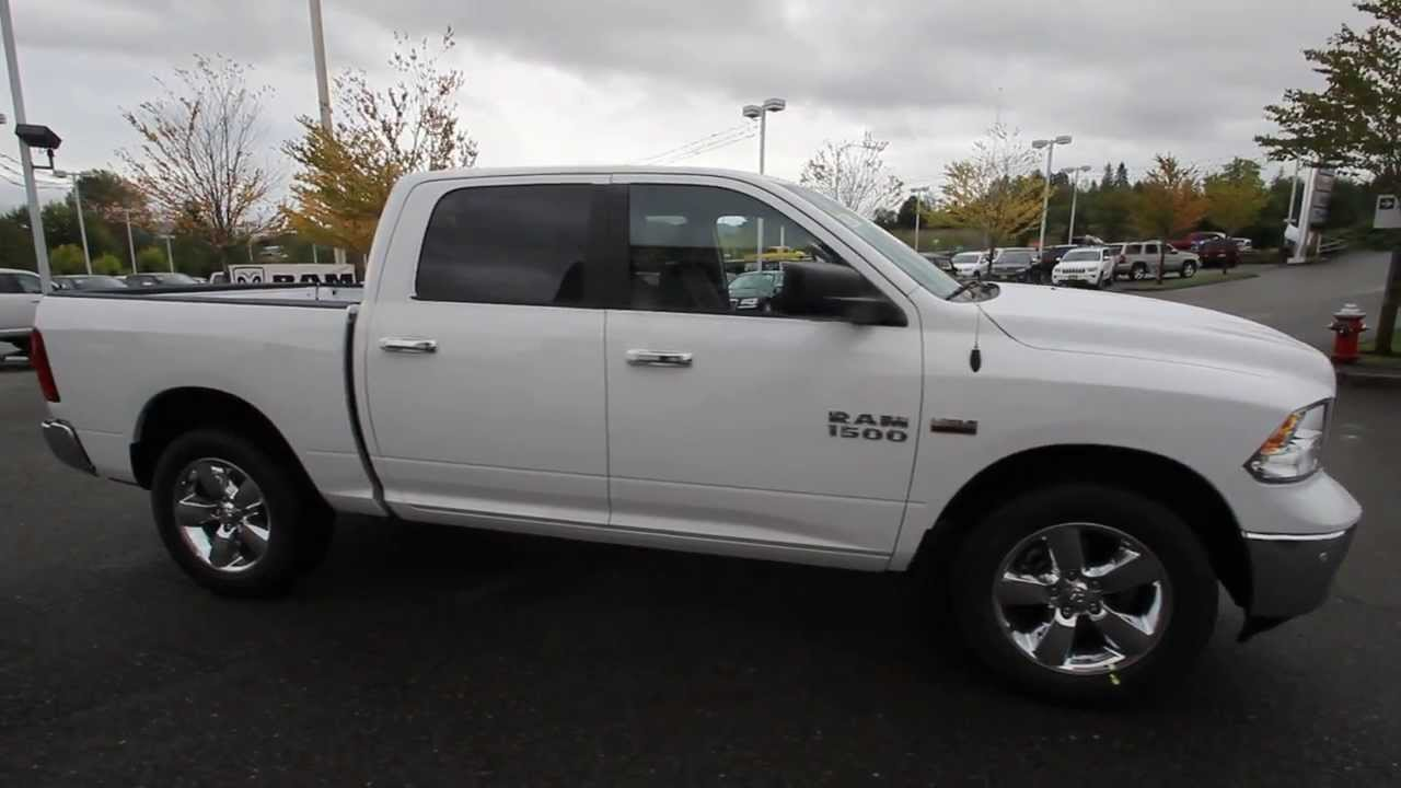 Es136396 2014 Dodge Ram 1500 Big Horn Crew Cab