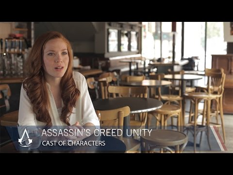 Assassin's Creed Unity Cast of Characters Trailer [US]
