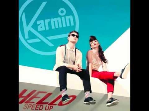 Karmin - Hello (speed Up) (no Chipmunk Voice) video