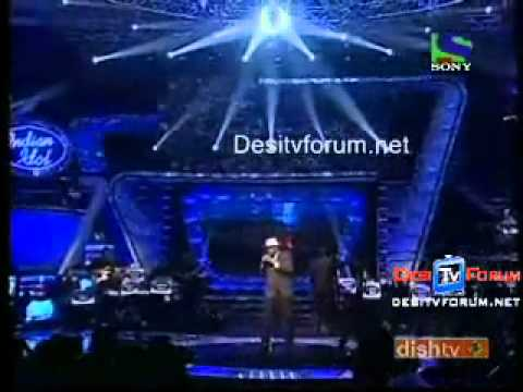 Sree Ram Indian Idol5 June 1st Episode 10(kate Nahi Kat Te).flv video