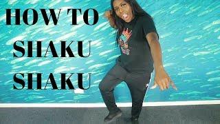 HOW TO SHAKU SHAKU FT DANCING DOTUN
