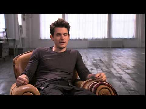 John Mayer itunes exclusive interview