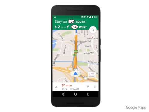 Google Maps: Skip Memorial Day weekend traffic with real-time updates