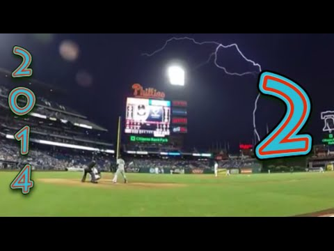 Funny Baseball Bloopers of 2014, Volume Two
