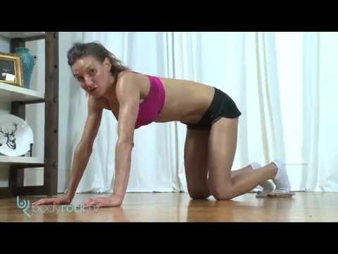 BodyRock Ab Workout - Push It Up!