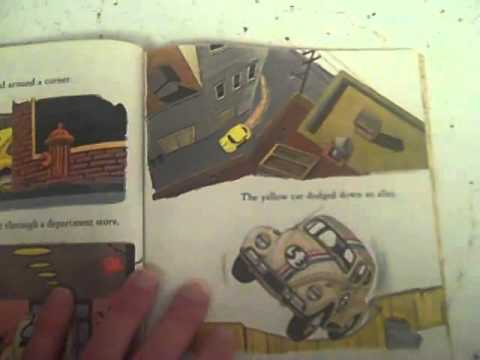 the love bug herbie's special friend book review
