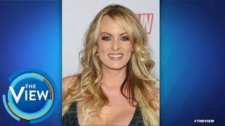 Stormy Daniels Sues Trump Over NDA | The View