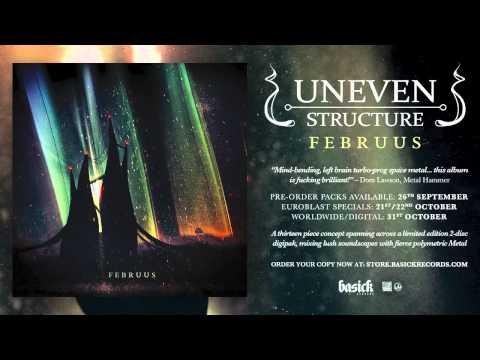 Uneven Structure - Quittance