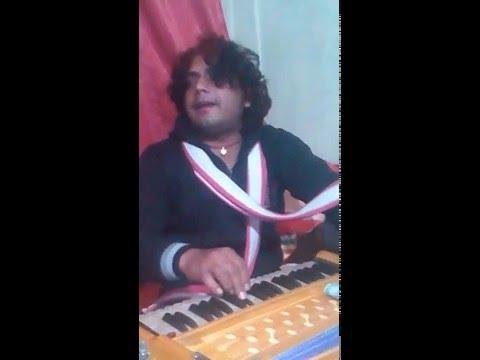 Reliya bairan piya ko liye jaye re- Dilip Darbhangia live on 31st december 2015 at friends home