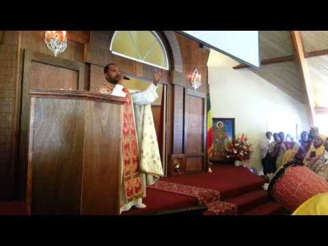 Kesis Tizitaw Samuel In St.gabriel San Diego video
