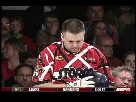 2009 PBA Geico Plastic Ball Championship - Michael Fagan vs. Jeff Carter (Part 3)