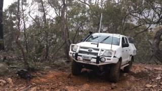 4wd Moonambel Muster 2016 Saturday