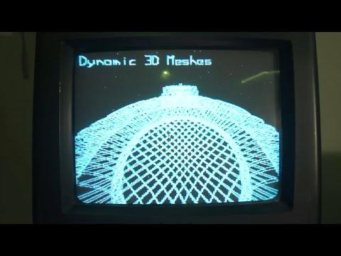 Broadcasting Analog TV On An ESP8266!
