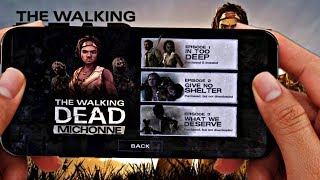 How To Download The Walking Dead:Michonne Mod-(Apk+Data) Android for Free 2018