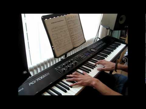 Simon and Garfunkel - Bridge Over Troubled Water - Piano