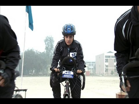 Sandhya wins the cycle race in Diya Aur Baati Hum  12th February...