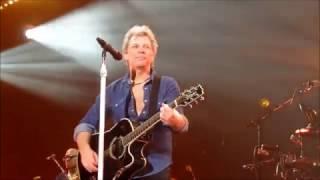 download lagu Bon Jovi - Live 2017 - Wanted Dead Or gratis