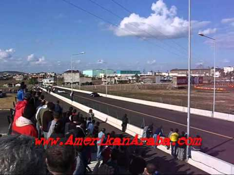 AmerikanAraba.com 1.Drag Race 1969 Buick GS 455 vs Turkish Dragster Camaro