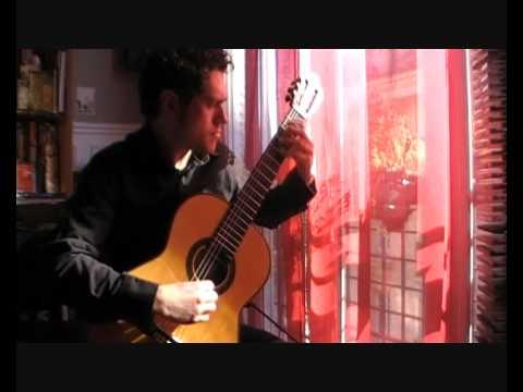 Antonio Lauro - Vals Venezolano 3 - Timothy Tate, Guitar