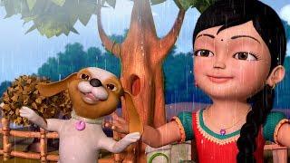 Sundara Male Dina   Kannada Rhymes for Children   Infobells