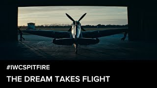 #IWCSpitfire. The dream takes flight.