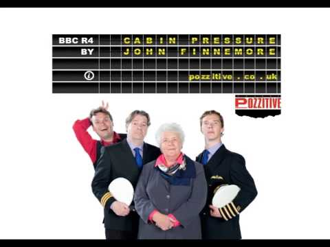 Cabin Pressure Episode 6 The Mysterious Box Video