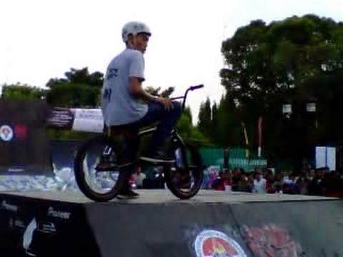 ●●●▶Final BMX Competition Indonesia Open X Sports Championship V Yogyakarta 2013 24