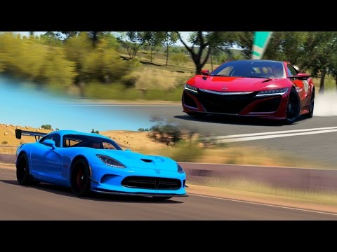 Forza Horizon 3 | The Alpinestar Car Pack Review
