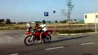 Aprilia RS 125 vs Aprilia RX 50