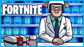 WELCOME to WILDCAT's PHARMACY in Fortnite: Battle Royale! (Fortnite Funny Moments & Fails)