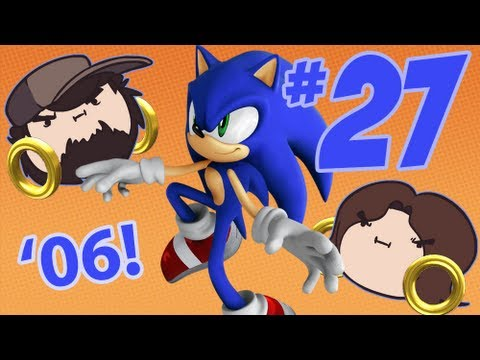 Sonic '06: Tilda Swinton - PART 27 - Game Grumps