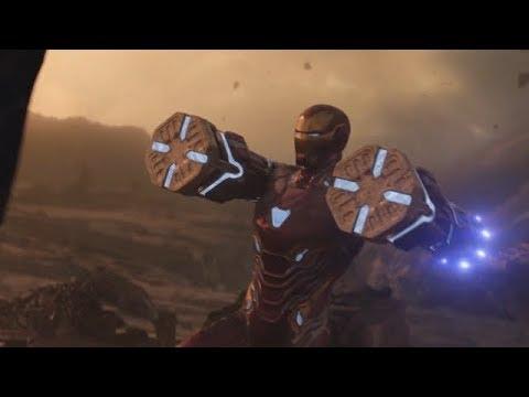 Avengers: Infinity War - Iron Man vs Thanos Scene HD 1080i thumbnail