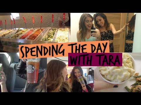 Reunited With Tara! Lemonade, Shopping, & Yojies! video