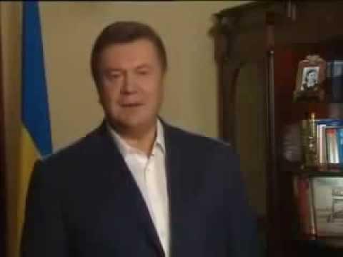 приколы видео янукович: