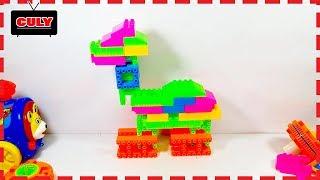 Bộ đồ chơi lắp ráp Robot khủng long đồ chơi 95 mảnh ghép