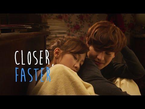 Chanyeol & Yeonhee | Closer, faster