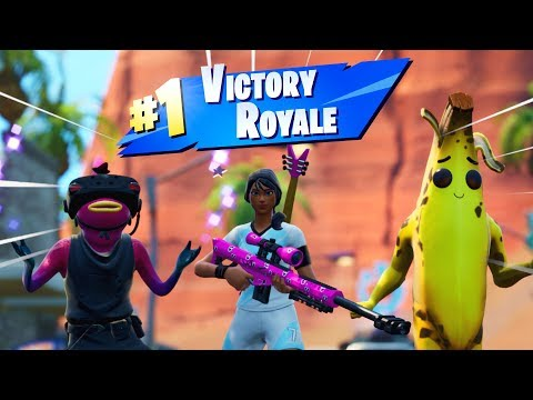 the FUNNIEST fortnite squad hit these INSANE shots... (Road To A Trickshot)