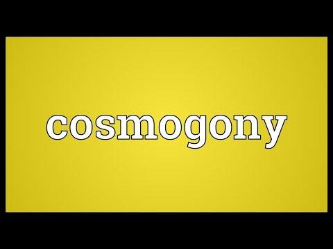 Header of cosmogony