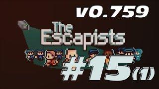 The Escapists (v0.759) [cz] - GP #15 (1) - Nové vězení