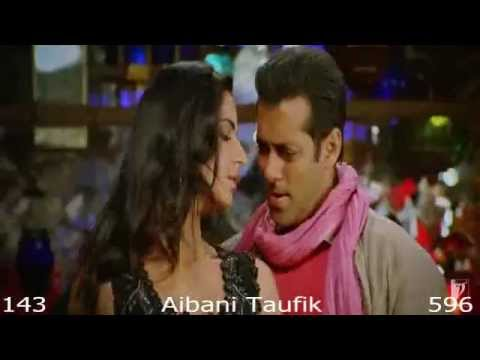 Ek Tha Tiger Mashallah (ek Tha Tiger) (video Song).mp4 video