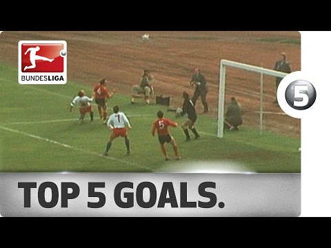 Top 5 Goals - Hamburger SV Legend Uwe Seeler