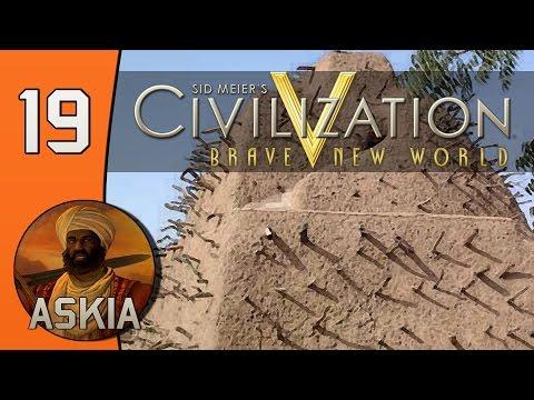 Civilization V Daily #4: Askia (Songhai) - Part 19