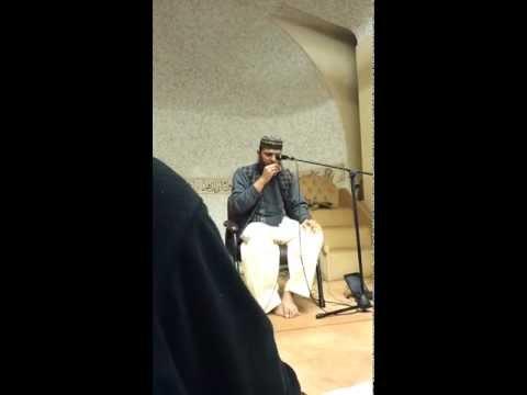Hafiz Abu Bakr Haidri, Zakariyah Masjid, Bolton video