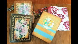 Vintage Hand-Painted Journals for SALE on ETSY