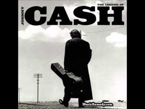 Johnny Cash - Delias Gone