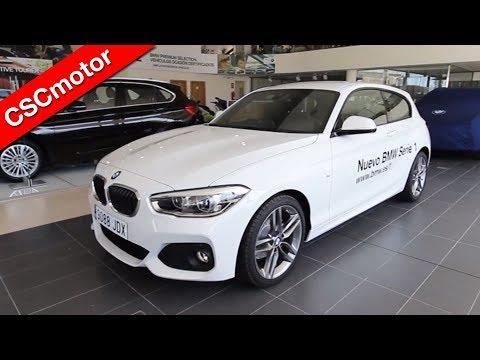 BMW Serie 1 - 2015   Revisión en profundidad y encendido