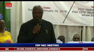 Dino Melaye Alleges Attack On Kogi PDP Stakeholders By Fake Security Agencies